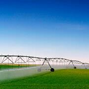 Irrigation soil moisture management